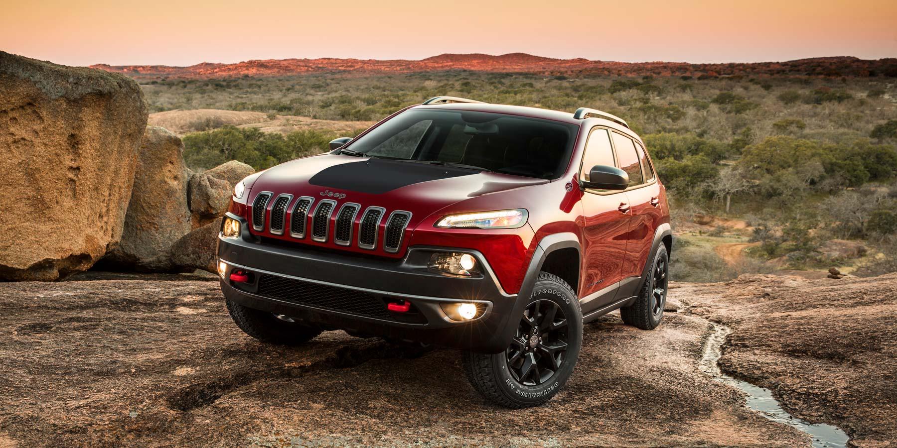 jeep cherokee � carserwis