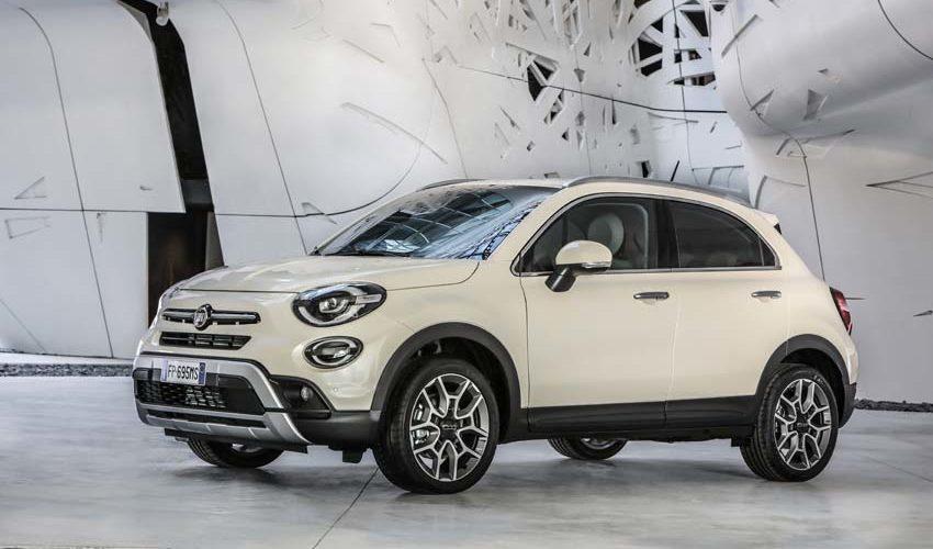Nowy Fiat 500X