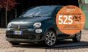 Fiat 500 w abonamencie za 525zł netto/m-c
