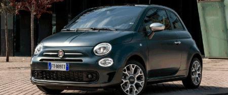Wynajem długoterminowy – Fiat 500