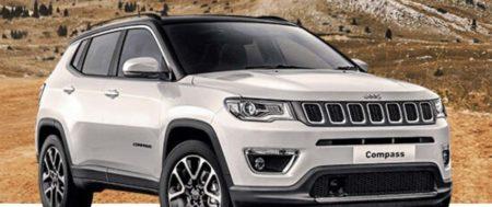 Jeep Compass – wynajem długoterminowy – abonament