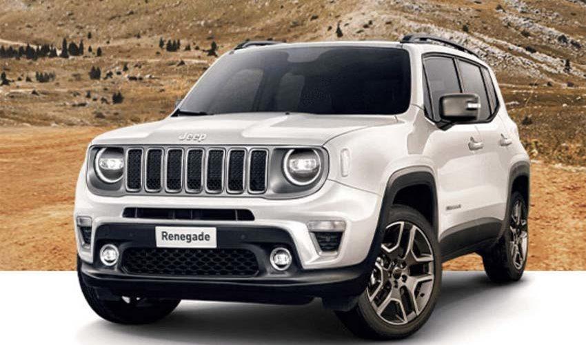 Jeep Renegade – wynajem długoterminowy – abonament