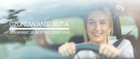 Ozonowanie każdego auta – gwarancja bezpieczeństwa