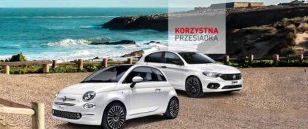 Fiat – korzystna przesiadka