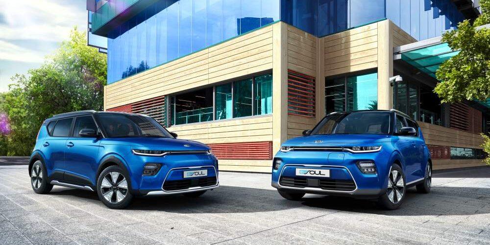 KIA e-SOUL – moc elektromobilności