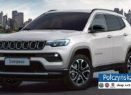 Jeep Compass 1.3 150 KM Automat MY22 | Limited | Biały pastelowy | NOWY MODEL