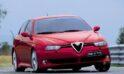 Alfa Romeo 156 – sedan o sportowym charakterze