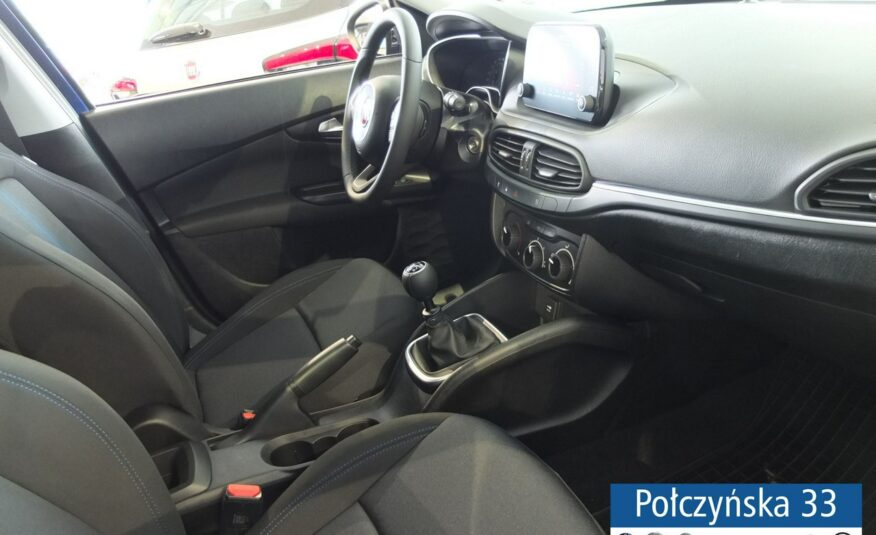 Fiat Tipo Kombi (SW) Mirror 1.4 95 KM  Niebieski  Pakiet City