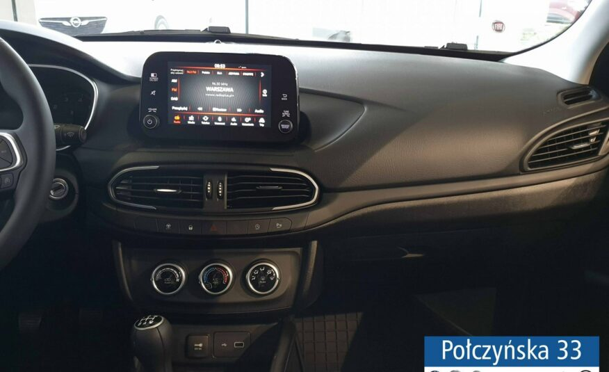 Fiat Tipo Kombi (SW) City Life 1.0 100 KM | Niebieski Oceano | MY21
