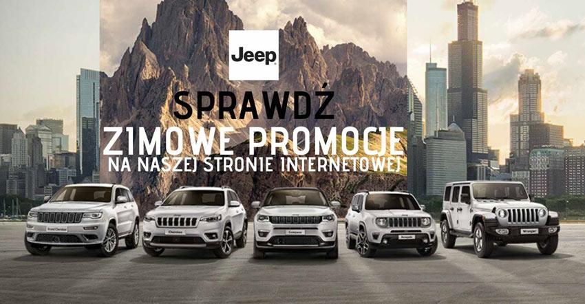 Jeep – wyprzedaż rocznika trwa